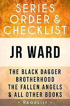 JR Ward Order Checklist Brotherhood ebook product image