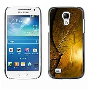 Slim Protector Shell Hard Case Cover for Samsung Galaxy S4 Mini i9190 MINI VERSION! krysha krovlya sloy list / STRONG