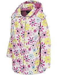 Childrens Girls Tigerlily Lightweight Water Resistant Jacket