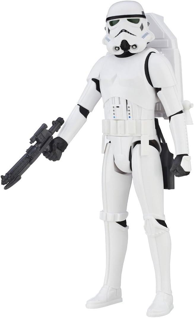 Star Wars Rogue One- Figura interactiva, 30 cm (Hasbro B7098105 ...