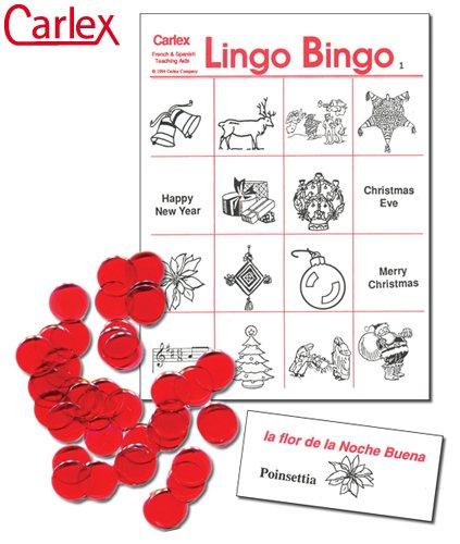 - Mexican Christmas Bingo