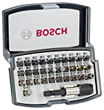 Bosch 2607017319 Professional Colour Coded 32 Piece Screwdriver Bit Set
