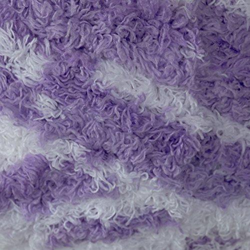 Bernat Pipsqueak Big Ball Yarn (58332) Grape Swirl (Yarn Chunky Swirl)