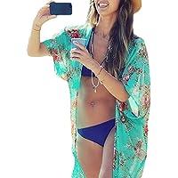 Yonala Summer Womens Beach trajes de baño, ropa para la playa, maquillaje
