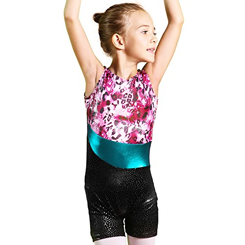 Highest Rated Girls Dance Unitards
