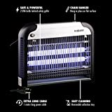 Pest Sentry 20W Electronic Bug Zapper, Insect Killer for Home and Commercial Use