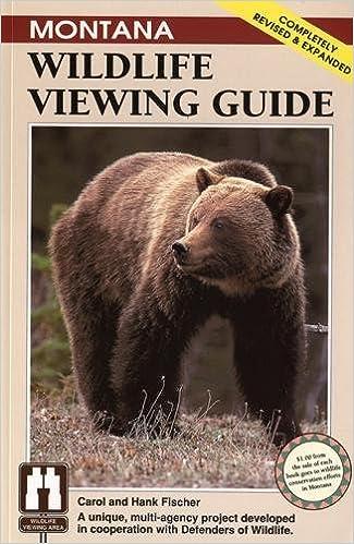 Book Montana Wildlife Viewing Guide, rev. (Wildlife Viewing Guides Series)