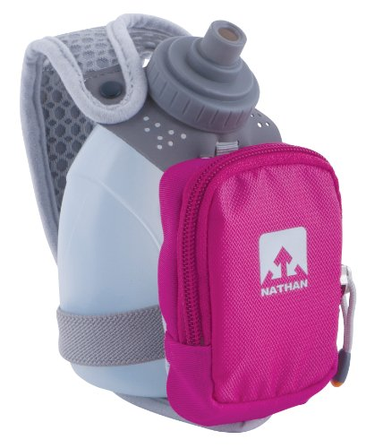 Cheap Nathan Sprint Plus Handheld Bottle Carrier (Berry)