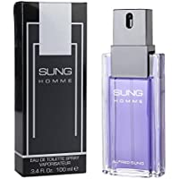 Sung by Alfred Sung for Men, Eau De Toilette Spray, 3.4-Ounce