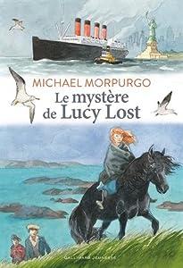 vignette de 'Mystère Lucy Lost (Le) (Michael Morpurgo)'