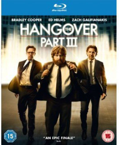 - Hangover Part III [Blu-ray]