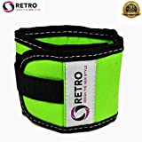 1-Pack Magnetic Wristband. Superior Quality Magnets Securely Hold Nails, Drill Bits, Screws, Bolts and More. Safe and Durable - Perfect Handyman DIY Gift for Men and Women (Exclusive Green Color)
