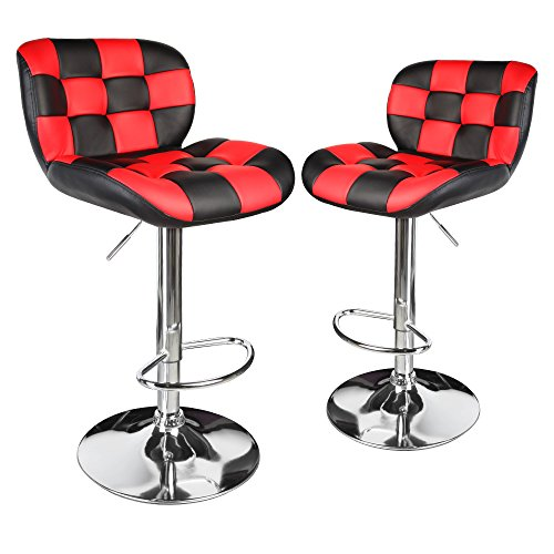 red and black furniture - 3