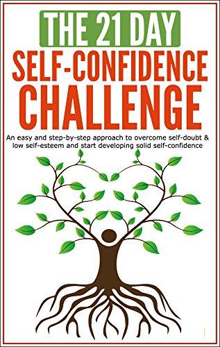 Self Confidence step step self doubt self esteem ebook product image