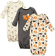 Hudson baby Baby-Boys Cotton Gowns