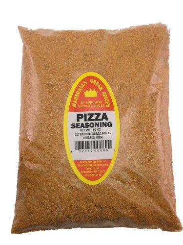 XL REFILL Marshalls Creek Spices Pizza Seasoning, 30 Ounce