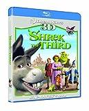 Shrek The Third 3D [Blu-ray 3D + Blu ray] [2007]