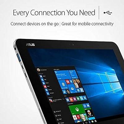 ASUS Transformer Mini T102HA-D4-GR, 2 in 1 Touchscreen Laptop, Intel Quad-Core
