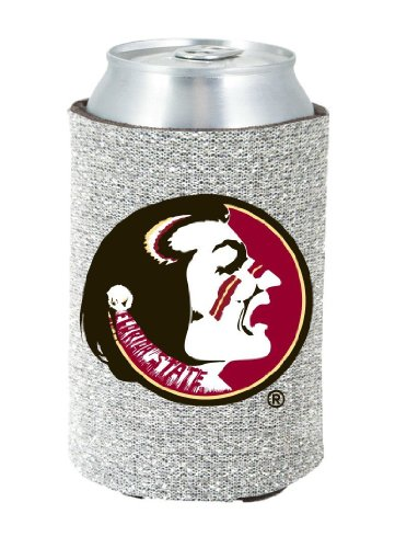 Florida State Seminoles Kaddy Can Holder   Glitter