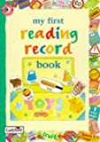 img - for My First Reading Record Book (Read with Ladybird) by Lorraine Horsley (1996-08-01) book / textbook / text book