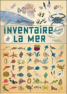 """Afficher """"Inventaire illustré de la mer"""""""