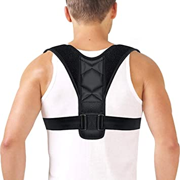 Corrector de Postura mochila adaptable Mujer Hombre hombro