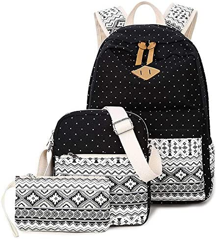 Fashion Backpack School Daypack Laptop