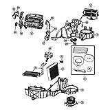 Mopar 6800 3998AA, HVAC Blower Motor Resistor
