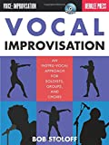 Berklee Vocal Improvisation An Instru-Vocal Approach For Soloist, Groups And Choirs By Bob Stoloff + Cd