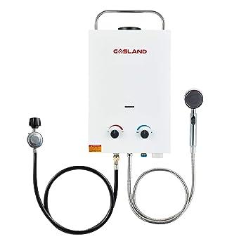 Best instant propane water heater