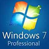 Windows 7 Professiona Lizenzkey - (32 und 64 Bit) Vollversion