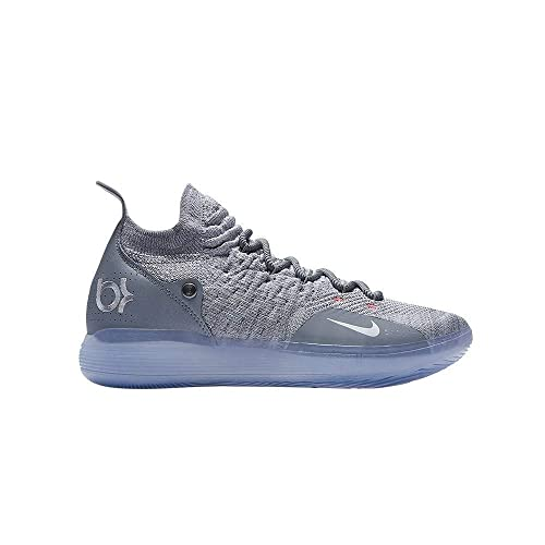 48cff270f2d5 Amazon.com  Nike Men s Zoom KD 11 Basketball Shoes (Grey Silver