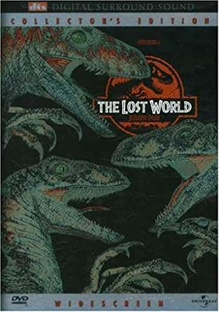 amazon com the lost world jurassic park widescreen collector s
