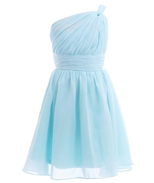 FAIRY COUPLE - Vestido - para niña Azul azul celeste 34