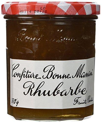 Rhubarb Jam - Bonne Maman French Jam Rhubarb 370g