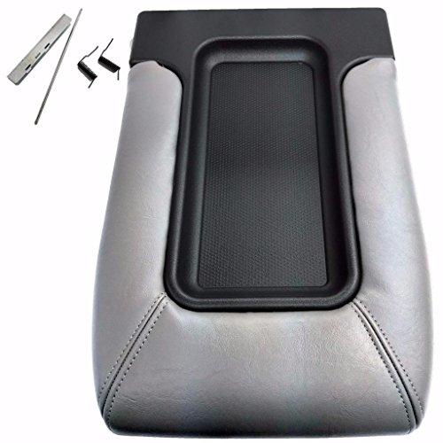 04 silverado center console lid - 8