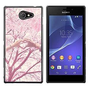 Dragon Case - FOR Sony Xperia M2 - I feel so tired - Caja protectora de pl??stico duro de la cubierta Dise?¡Ào Slim Fit