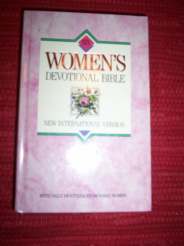 Niv Womens Devotional Bible New International Version With Daily