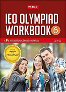 Buy National Science Olympiad Workbook -Class 6 (2019-20) Book