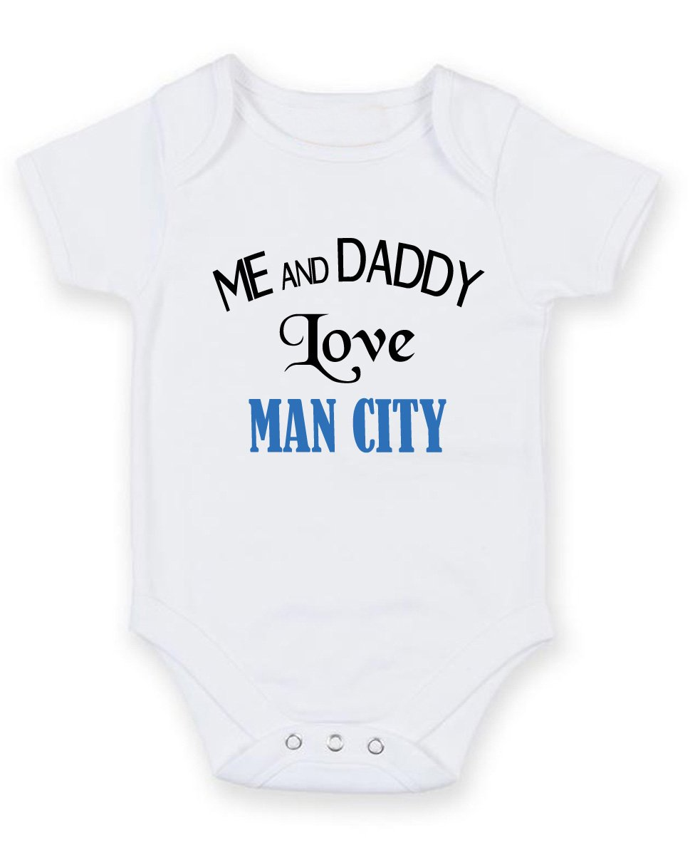 Mummy Thinks She Is In Charge She/'s So Cute Baby Vests Bodysuit Cotton Print
