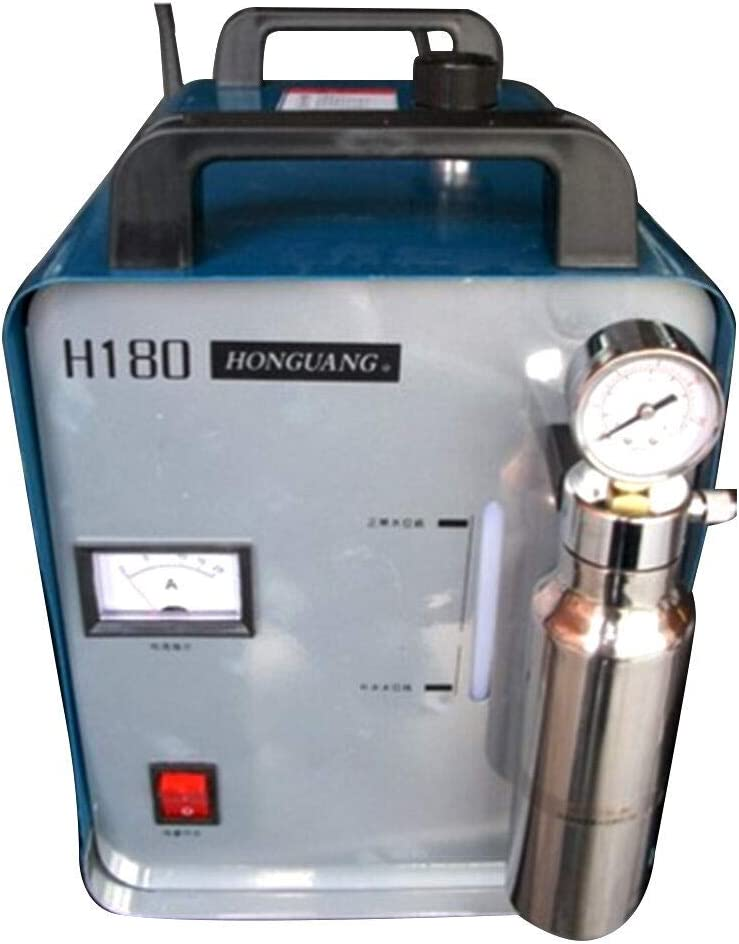Wangkangyi Sauerstoff Wasserstoff 95L//H Generator Wasser Schwei/ßer Flamme Poliermaschine Flamme Acrylpoliermaschine