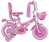 Excel Bikes Barbie 12' Pink Kids EBBB12SSPINK