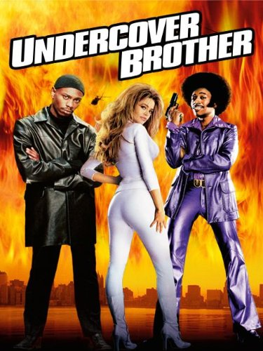 Undercover Brother (Wayne Brothers Movies)