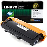 LINKYO Compatible Replacement for Brother TN450 TN420 High Yield Black Toner Cartridge