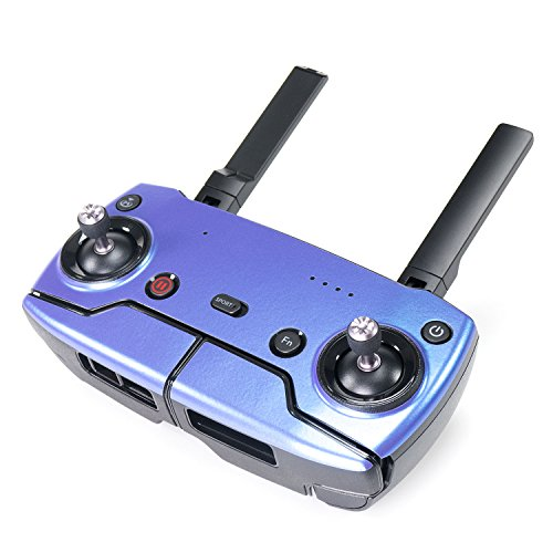 Wrapgrade Poly Skin for DJI Mavic Air | Remote Controller (Celeste Blue)