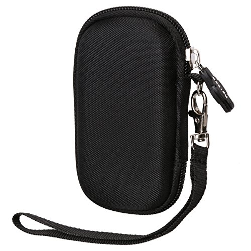 Aproca Hard Travel Carrying Case for CONTEC Handheld Portable ECG Monitor Heart Rate Beat LCD Bluetooth Electrocardiogram by Aproca (Image #4)