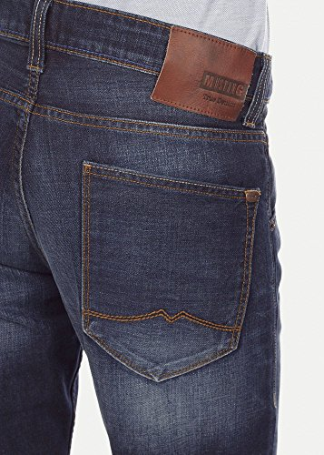 MUSTANG Michigan Straight 3135 5137 594 men's jeans in blue