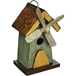 Carson Home Accents Windmill Birdhouse