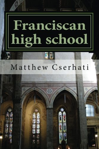 Franciscan Snow (Franciscan high school by Matthew Cserhati (2015-02-07))
