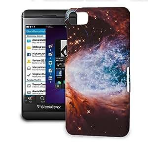Phone Case For BlackBerry Z10 - Space Nebula Protective Back